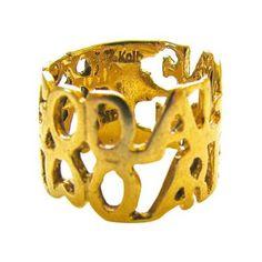9b23fdb38 Eric De Kolb Eric De Kolb Sentimental Gold Band Jewelry Rings, Jewelry  Watches, Gold