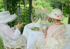 tea inspiration, Aiken House & Gardens