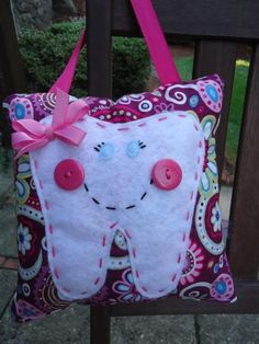 Tooth Fairy Pillow | Craftsy