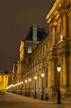 France ~ Louvre Palace, Paris