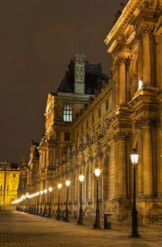 Light Along the Path - Paris