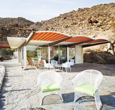 California's Seva House, a 1959 perch designed by modernist Hugh Kaptur