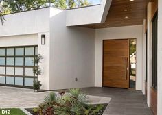 Pivot Door Gallery - PivotDoorCompany Our splendid pivot doors are the perfect addition to any modern home. Modern Entrance Door, Modern Entryway, House Entrance, Main Entrance, Entry Doors, Modern Exterior, Exterior Design, Contemporary Front Doors, Contemporary Houses