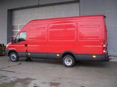 Iveco Daily 3.0 HPT, Bestelwagen Verhoogde bestelwagen in Paderborn, gebruikt kopen bij AutoScout24 Trucks