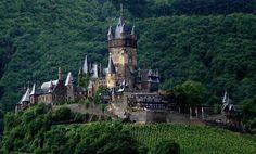 Cochem Castle - Andrey Ivanitsky