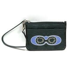 !@Best Buy Coach Signature Applique ID Skinny Coin Purse Black (Black) #45609        .Check Price >> http://loanoneday.com/sale/landingpage.php?asin=B008PK85JU