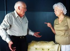 Schoonouders maken altijd ruzie met elkaar - Moderne Manieren - TROUW