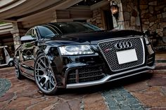 RS5. That's awesome