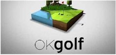 OK Golf for iOS by Okidokico Entertainment Inc. is a splendid puzzle game that will have global players thinking about taking a vacation on lush golf courses and resorts. If players are in the passionate mood for a relaxing little golf puzzle game, then it is highly suggested giving OK Golf a try.