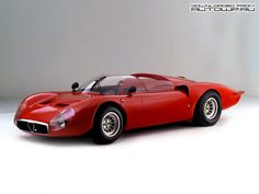 Alfa-Romeo Tipo 33/2 Mugello Concept (1967)