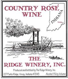 The Southern Indiana Wine Trail - do a little tasting and buy a bottle to enjoy in your room!