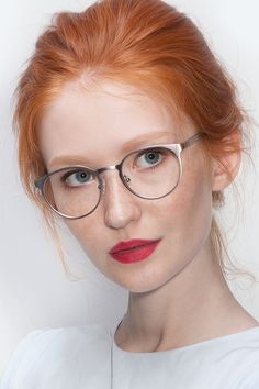 b5f9aee561 149 Best Redheads  Glasses images