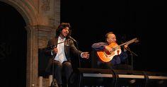 """Hoy jueves a las 21 horas, en el Teatro El Albéitar tendrá lugar la actuación del artista flamenco """"Rancapino hijo"""", actividad que forma parte del Festival de músicas en marzo, que ha sido organizada por el Área de Actividades Culturales de la ULE. Alonso Nuñez Fernandez """"Rancapino hijo"""" nació en Chiclana de la Frontera (Cádiz) en 1988, hijo del gran cantaor Alonso Nuñez """"Rancapino"""" y de Juana Fernandez Nuñez. Es sobrino de """"Orillo del Puerto"""" y biznieto de """"la Obispa"""", y está considerado…"""