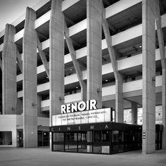 Renoir Cinema by Patrick Hodgkinson