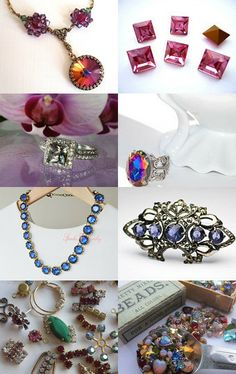 Jewels of June by Becca Shuler on Etsy--Pinned with TreasuryPin.com