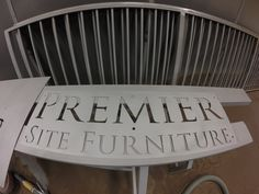 Custom Business Signs, Layers, Weather, Check, Furniture, Products, Layering, Home Furnishings, Weather Crafts