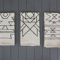 Little Korboose | ARIZONA Tea Towel - Screen Printed Organic Cotton Flour Sack Towel   renegadecraft.com/chicago-summer-home