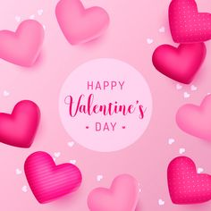 Happy valentine's day background with be. Flower Background Wallpaper, Flower Backgrounds, Vector Background, Valentines Greetings, Happy Valentines Day, Love Heart, Happy Heart, Golden Glitter, Valentines Day Background