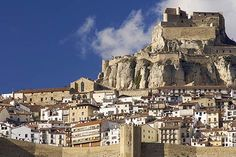 Visit Morella; a travel guide to the town of Morella, Spain - north of Valencia