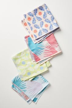 Cady Napkin Set | Anthropologie