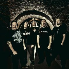 Meshuggah, one of the few extreme metal bands that I really love.