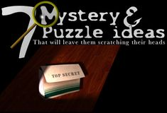 7 Mystery and Puzzle Ideas | Geocacher University