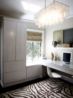 Contemporary Home Office Design, Pictures, Remodel, Decor and Ideas - page 6
