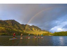 Huleia Stand Up Paddle (SUP) Lesson & Rainforest Hike (Easy to Moderate), Kauai tours & activities, fun things to do in Kauai | HawaiiActivi...
