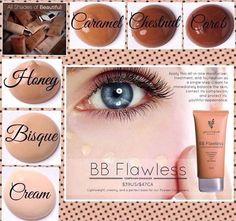 BB cream, be flawless, be Younique...if you haven't tried bb cream, what are you waiting for?