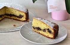 Κέικ γεμιστό με καρύδια και σοκολάτα - cretangastronomy.gr Cheesecake, Desserts, Food, Tailgate Desserts, Deserts, Cheesecakes, Essen, Postres, Meals
