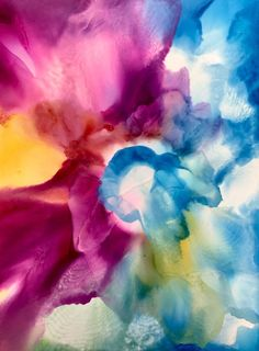 1000+ ideas about Alcohol Ink Art on Pinterest   Alcohol inks ...