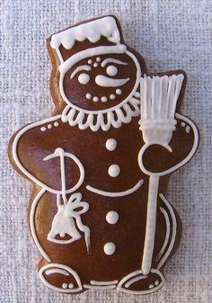 Gingerbread Cookies, Desserts, Food, Holiday Cookies, Gingerbread Cupcakes, Tailgate Desserts, Deserts, Essen, Postres