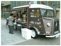 Coffee Truck AlloCafe #foodtruck #mobile