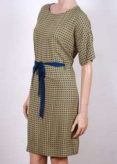 Nice Things - NEW Wicker Print Dress - Lily And The Lady, Online Boetiek