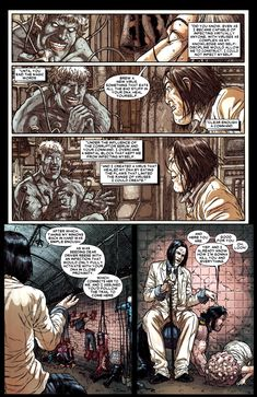 Wolverine: The Best There Is Issue #11 - Read Wolverine: The Best There Is Issue #11 comic online in high quality Comics Online, Wolverine