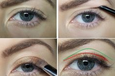 Having sagging eyelids can be difficult especially if you are a fan of makeup and trying out all kind of colors on the lids. But what does sagging eyelids mean?