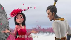 """First trailer for chinas """" Little door gods"""" - Pretty amazing !  tags : china , chinese ., animation 3d cgi"""
