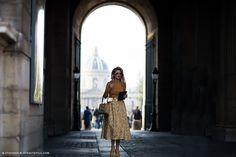 Paris fashion week spring summer 2014 street style