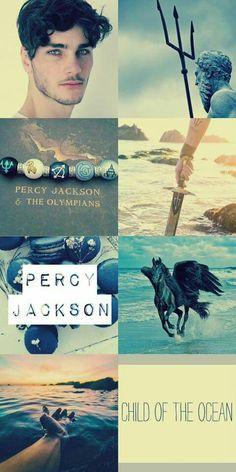 Percy Jackson son of Poseidon - Kristi Walker Home Poseidon Percy Jackson, Percy Jackson Ships, Percy Jackson Fan Art, Percy Jackson Memes, Percy Jackson Books, Percy Jackson Fandom, Rick Riordan Series, Rick Riordan Books, Percabeth