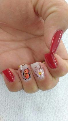 Nails, Beauty, Beautiful, Nail Art Designs, Nail Design, Nail Arts, Nail Bling, Fairy, Enamel