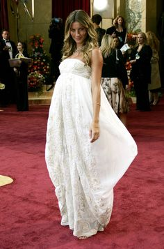Gisele bundchen john galliano wedding dress