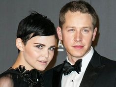 Once Upon a Time....Ginnifer Goodwin and Josh Dallas Are Engaged..could they be any cuter!
