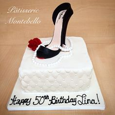 Christian Louboutin  #happy50th #louboutins #shoes #heels  #montreal #montrealpastryshop #mtlbakery #patisseriemontebello  3322-Fleury Est.  514.321.5567