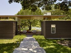 turnbull griffin haesloop architects sonoma residence designboom
