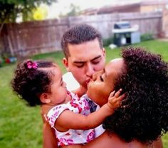 The Tremendous Blessing Of The Family You Have Given Me Lord With My Two Girls, Thank You For Everything God Father!