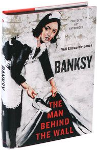 BANKSY: The Man Behind the Wall. The history of Bristol graffiti, Banksy's rise, and all his works are covered, while keeping his anonymity. Really fun book.