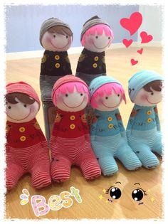 Sock doll^^