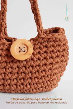Free crochet pattern, written instructions and video tutorial/ Patrón gratis ganchillo, instrucciones escritas y video tutorial