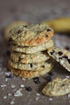 COOKIES AUX FLOCONS D'AVOINE - Les petits plaisirs de doro Cookies, Menu, Food, Macarons, Biscuits, Sweet Desserts, Sweet Recipes, Cooking Recipes, Flakes
