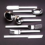 Silverware from The Russel Wright Design Center